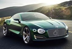 Bentley EXP10. It was launched at the 2015 Geneva Motor Show and became an instant classic.