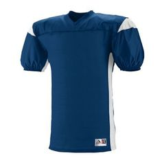 Customize your team's Navy and White jersey at Unitedteamsports.com