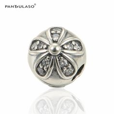 Jewelry & Accessories Humor Spinner Hollow Heart Charms Beads Fit Pandora Charm Bracelet For Women Diy Original Silver Jewelry Beads