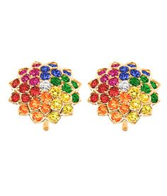 Caspita Color Pop, Colour, Ear Rings, Vintage Jewelry, Jewellery, Amazing, Classic, Dress, Color