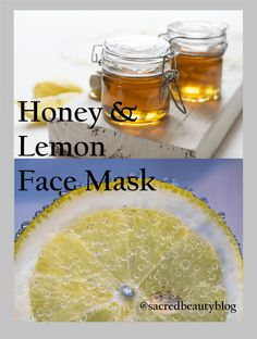 15 Honey Face Mask Recipes For All Skin Problems - Sacred Beauty - Skin Care Face Scrub Homemade, Homemade Face Masks, Diy Face Mask, Face Mask For Spots, Dark Spots On Face, Honey Lemon Face Mask, Honey For Face, Get Rid Of Tan, Coconut Oil Beauty