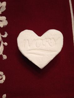 Wedding Gifts For 14th Anniversary : ... Gift Ideas, Soap Hearts, Anniversary Ideas, 14Th Wedding, Idea I