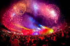 LET'S GO TOMORROWLAND 2012