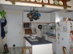 Kitchen Reno, Upper Unit 1257A Montreal Street, Kingston