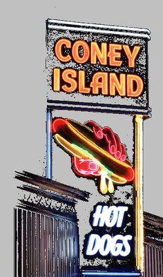 Georges Coney Island  Worcester, MA http://www.coneyislandlunch.com/