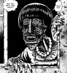 junji ito the window next door