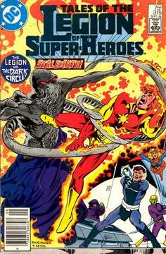 Legion of Super-Heroes #315 (1984)