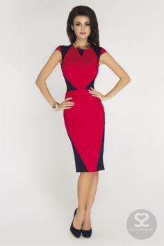 Потрясающе эффектное платье из итальянской ткани можно купить в интернет магазине. | Skazkina Casual Work Dresses, Work Dresses For Women, Black Prom Dresses, Dresses Kids Girl, Formal Evening Dresses, Modest Dresses, Tight Dresses, Short Dresses, Classy Gowns