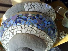In this instructable I'll show you how to make a wonderful sculpture for your garden. It's made of plaster and decorated with mosaic. You'll need about 3 days for...