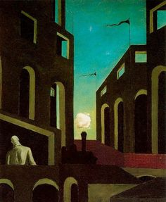 10 The Joy of Return - Giorgio de Chirico