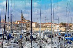 Yachtcharter Sardinien - Ausgangshafen Alghero #sardinien #segeln #urlaub