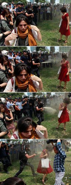 OccupyGezi (Photo: Osman Orsal/Reuters)