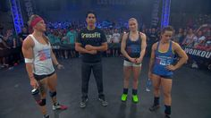 The final week of the 2015 CrossFit Games Open has just begun! Games Director Dave Castro revealed the details of the CrossFit Open 15.5 workout dur