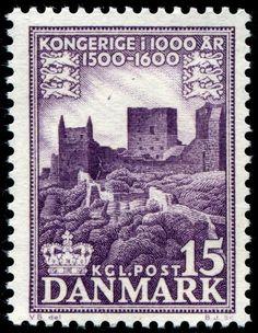 "Denmark 15ö ""Kingdom of Denmark 1000 years"""