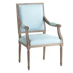 http://www.wisteria.com/Chateau-Arm-Chair-Aqua/productinfo/T10967