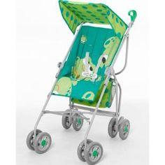 Carrinho de Bebê Galzerano Reversível Frog, pratico, seguro e confortável.