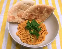 Spicy Curry Hummus | Fusion Recipes
