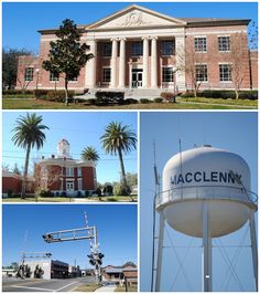 Northeast, FL - Baker County - City of Macclenny State Of Florida, Places Of Interest, Sweet Home, Real Estate, Mansions, House Styles, World, City, Illusions