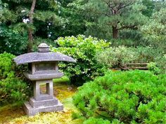 Portland Japanese Garden, Fountain, Outdoor Decor, Home Decor, Decoration Home, Room Decor, Water Fountains, Interior Design, Home Interiors