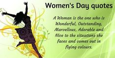 Here we are providing you International Women's Day Quotes, Messages, and Images, happy women's day quotes inspirational women quotes happy women's day International Women's Day Message, International Womens Day Poster, Women's Day 8 March, 8th Of March, Happy Woman Day, Happy Women, Women's Day Quotes Images, S Quote, Quote Of The Day