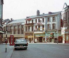 Houghton-Street-1964 LİVERPOOL