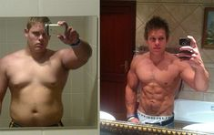 JP Hulley Awesome 40 kg Loss MUSCULAR Transformation FULL INTERVIEW !