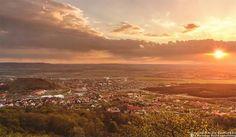 Sümeg Homeland, Hungary, Celestial, Mountains, Sunset, Nature, Travel, Outdoor, Outdoors