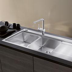 Blanco Faucet | Mila-S Series Blanco Faucet, Kitchen Design, Modern, Home Decor, Kitchen, Trendy Tree, Decoration Home, Design Of Kitchen, Room Decor