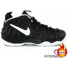 http://www.asneakers4u.com/ Nike Air Foamposite Pro Black White