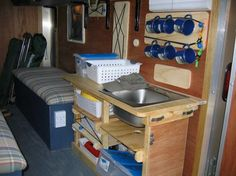 Converted Enclosed Trailer To