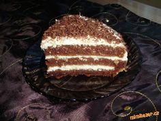 vynikající Míša dort