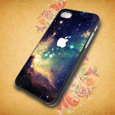 Beautiful Galaxy Nebula Hard Plastic Case - iPhone 4 Case, iPhone 4S Case, iPhone 5 Case