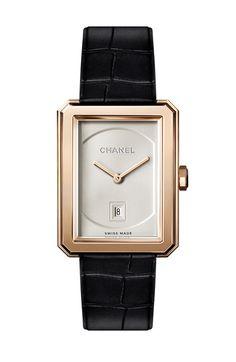 La montre BOY.FRIEND Chanel Horlogerie