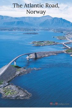 Next Vacation? Possibly. Opened on July 7, 1989, the Atlantic Road is a National Tourist Route and was honored as Norway's Construction of the Century in 2005. The Atlantic is an 8.3 kilometer (5.2 miles) section of Country Road 64 which runs between the towns of Kristiansund and Molde, the two main population centers in the county of More og Romsdal in Fjord, Norway. #wow #wowwoodys #woodysautomotive #cars #trucks #suvs #carsforsale #trucksforsale #suvsforsale #kansascity #chillicothe #norway