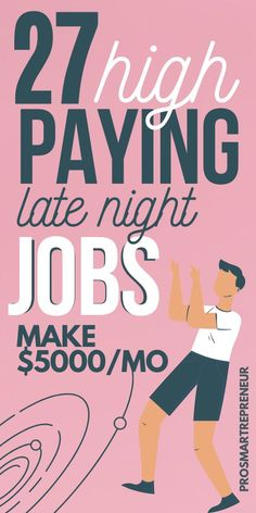 If you are looking to work late night from homethere are dozens of late-night work from home jobs you can choose from which are both flexible and lucrative Work From Home Careers, Work From Home Companies, Legit Work From Home, Online Work From Home, Earn Money From Home, Earn Money Online, Online Jobs, Way To Make Money, Money Fast