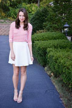 lenore lamé: dressed up stripes