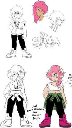 Pearl's Mystery Girl