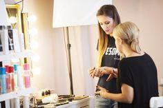 Restart blog! Monica Panait ~ makeup artist
