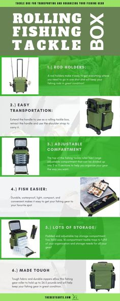 9876889f3fe8 10 Best Fishing tackle bags images in 2017 | Fishing tackle bags ...