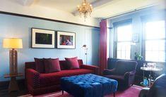 Park View Suite, Gramercy Park Hotel, New York