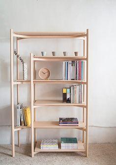 Y5 - Shelf System 路力家器具 Lo Lat Furniture & Objects http://www.lolat.co