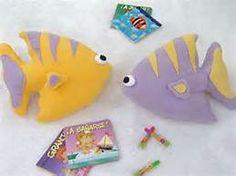 tutoriales de peces de fieltro - Bing images