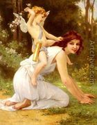 Cupid's Folly - Guillaume Seignac reproductions