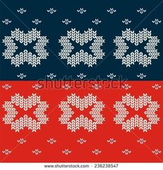 Christmas Sweater Design.Traditional ornamental scandinavian pattern for knit and embroidery, stock vector. Seamless geometric ethnic spokes knitwear pattern, winter christmas background, card.
