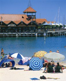 Home...Hillary's Boat Harbour,...Perth, Western Australia  You can go to Rottnest Island from here