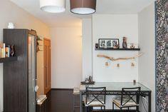 ремонт в маленькой студии Wall Lights, Kitchen, Home Decor, Appliques, Cooking, Decoration Home, Room Decor, Kitchens, Cuisine