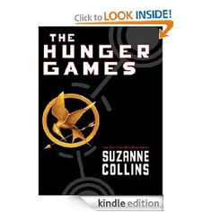 The Hunger Games [Kindle Edition], (suzanne collins, science fiction, adventure, kindle, young adult, action, katniss, peeta, post-apocalyptic, romance)