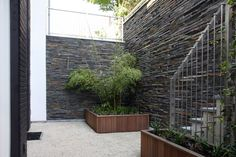 Afbeeldingsresultaat voor verdiepte tuin