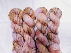 This listing is for pre-orders, please allow up to 2 weeks for delivery. 4-Ply Merino: Fiber content: 100% Superwash Merino Wool 4-ply fingering weight 400 meters / 438 yards per 100 gr skein ---------------------------------------------------------------------- 2-Ply Merino Nylon: