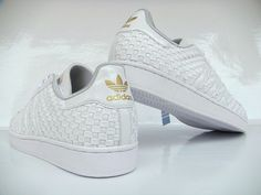 Adidas Superstar Weave White - Limited Edition